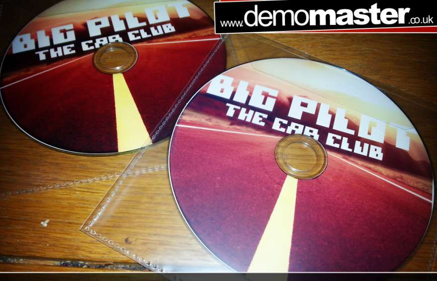 Big Pilot - The Car Club