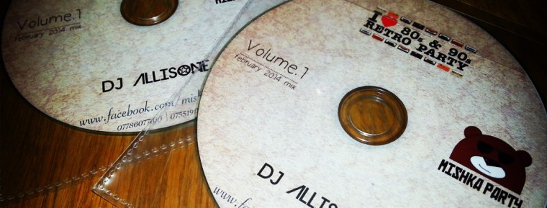 DJ Allisone - Mishka Party Volume 1