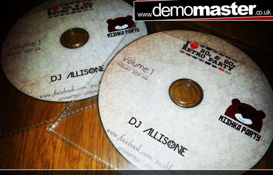 DJ Allisone - Mishka Party Volume 1