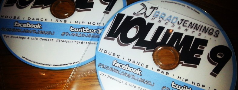 DJ Brad Jennings presents Volume 9