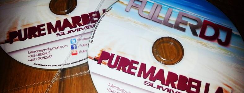 Fuller DJ - Pure Marbella Summer 2014