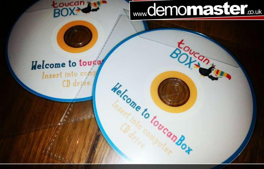 Toucan Box CD ROM