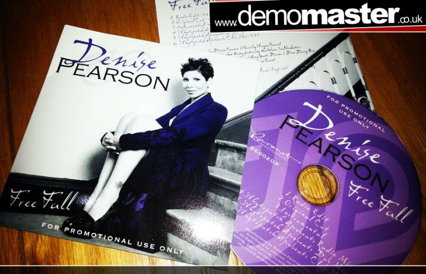 Denise Pearson - Freefall