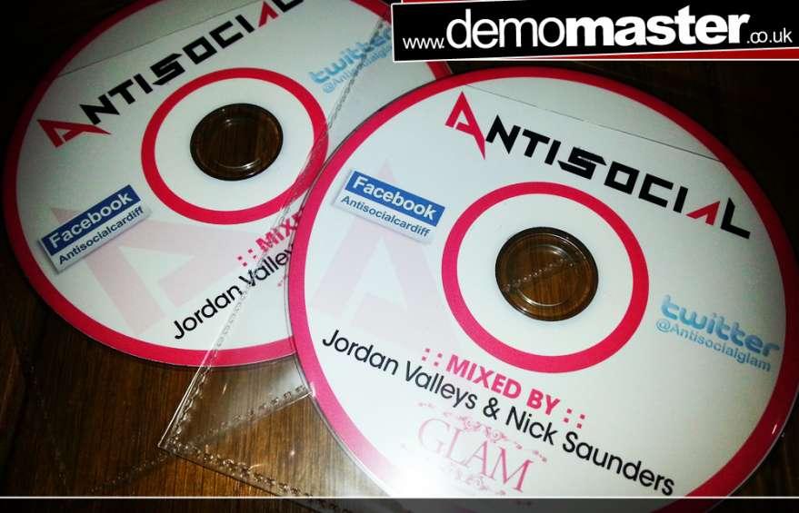 Antisocial mixed by Jordan Valleys & Nick Saunders