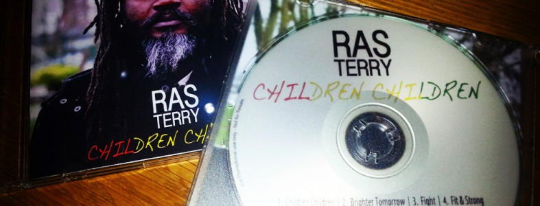 Ras Terry - Children Children