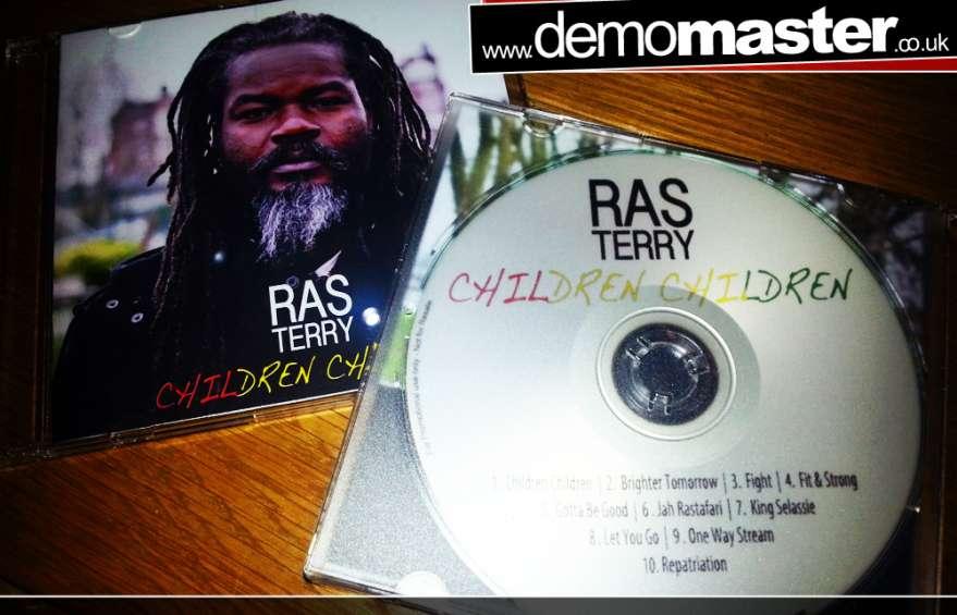 Ras Terry - Children Children
