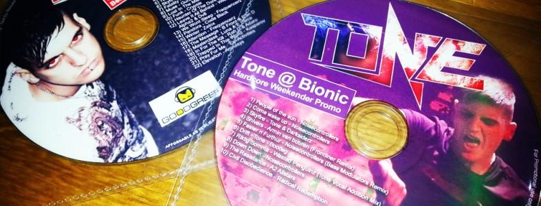 Tone - Goodgreef and Bionic Promo Mixes