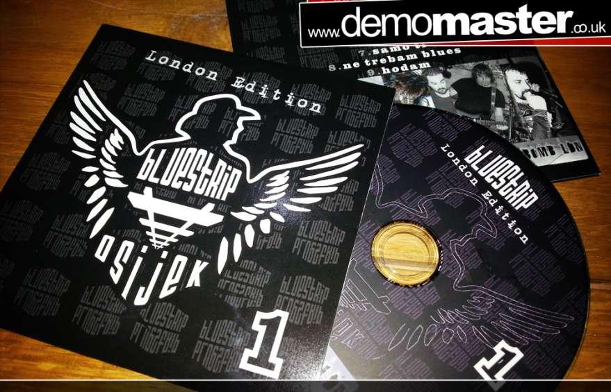 Bluestrip London Edition - Osijek