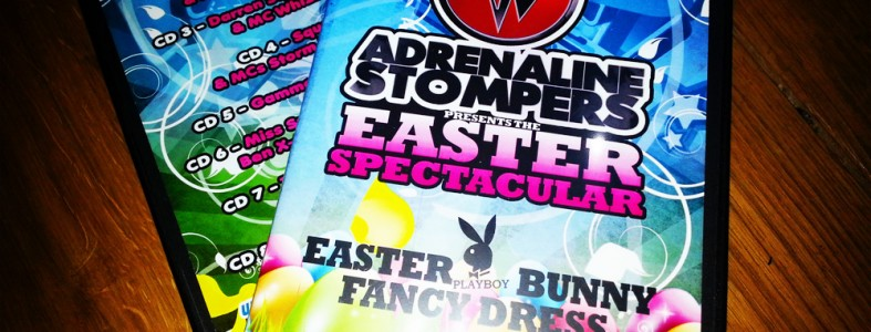 Adrenaline Stompers presents Easter Spectacular