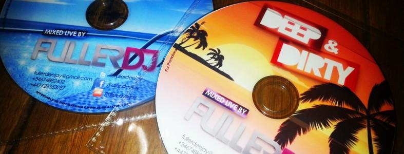 Deep & Dirty mixed by Fuller DJ