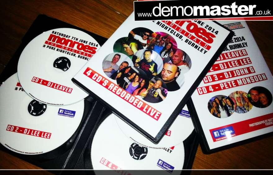 Monroes The Originals Event Pack