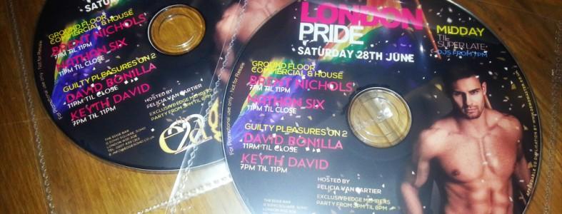 The Edge, Soho - London Pride