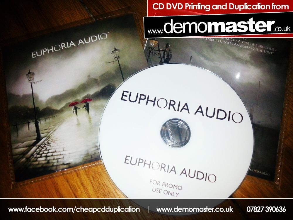 Euphoria Audio EP