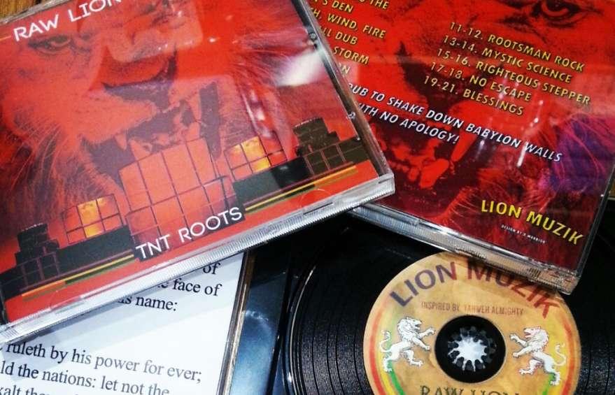 Raw Lion Dubbs - TNT Roots