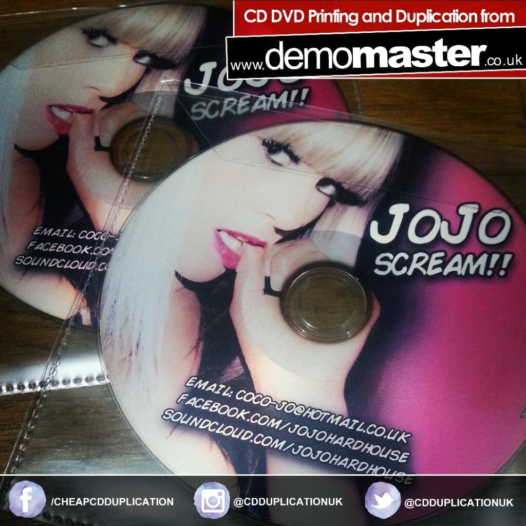 JoJo Scream!!