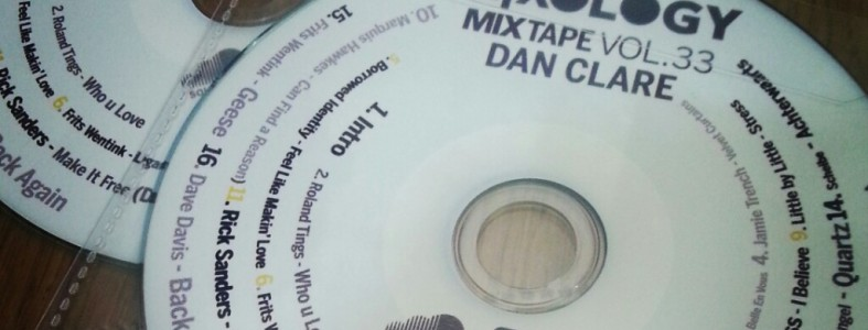 Mixology Mixtape Vol. 33 by Dan Clare