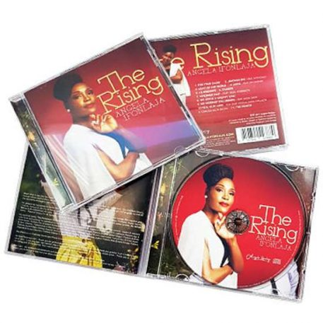 CD or DVD in Standard Jewel Cases with inserts and delivery.