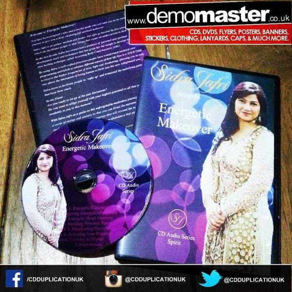 Custom Printed DVD Cases