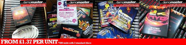 Multi Disc DVD Cases