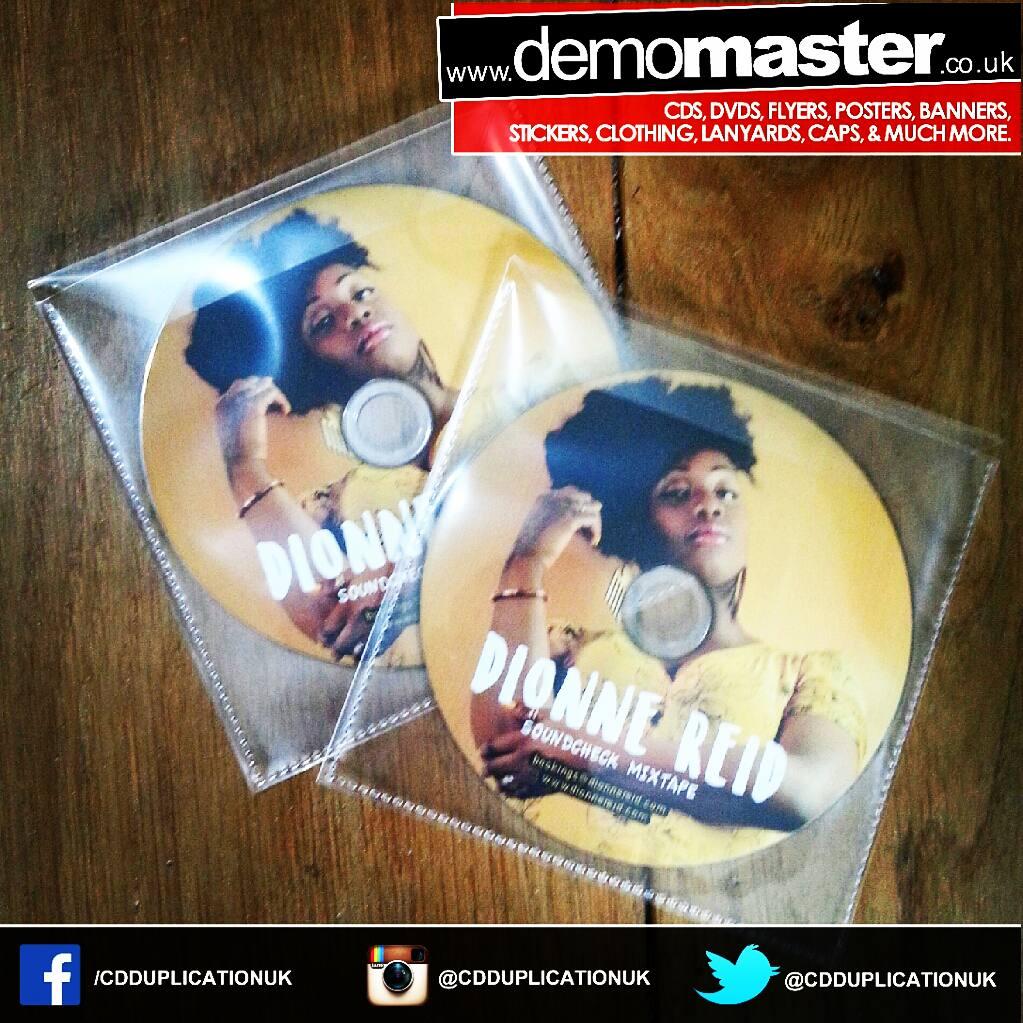 CD Duplication CD Printing