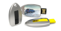 Fin USB Flash Drive