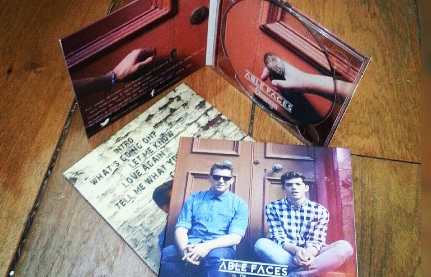 Custom printed Digipacks and CD Duplication