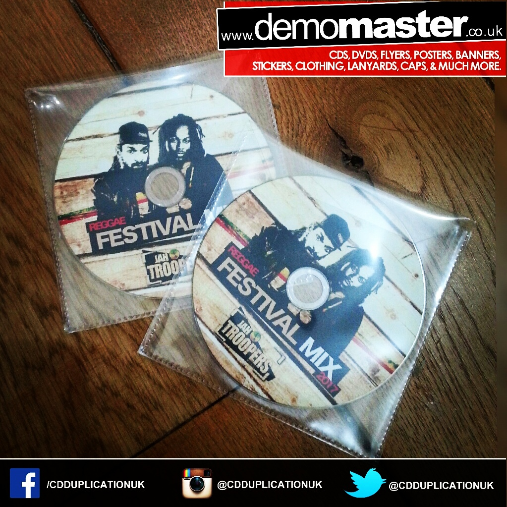 Promo cd printing duplication
