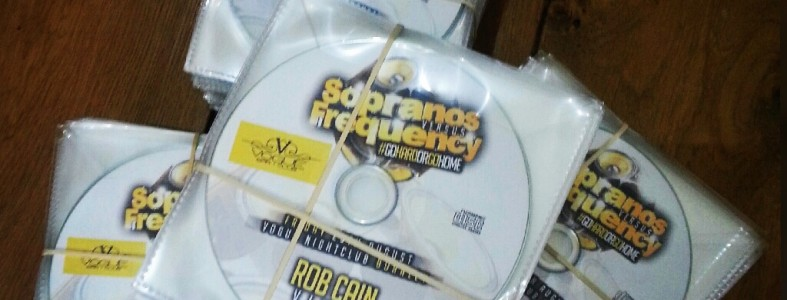 CD Printing to back up your event promotion