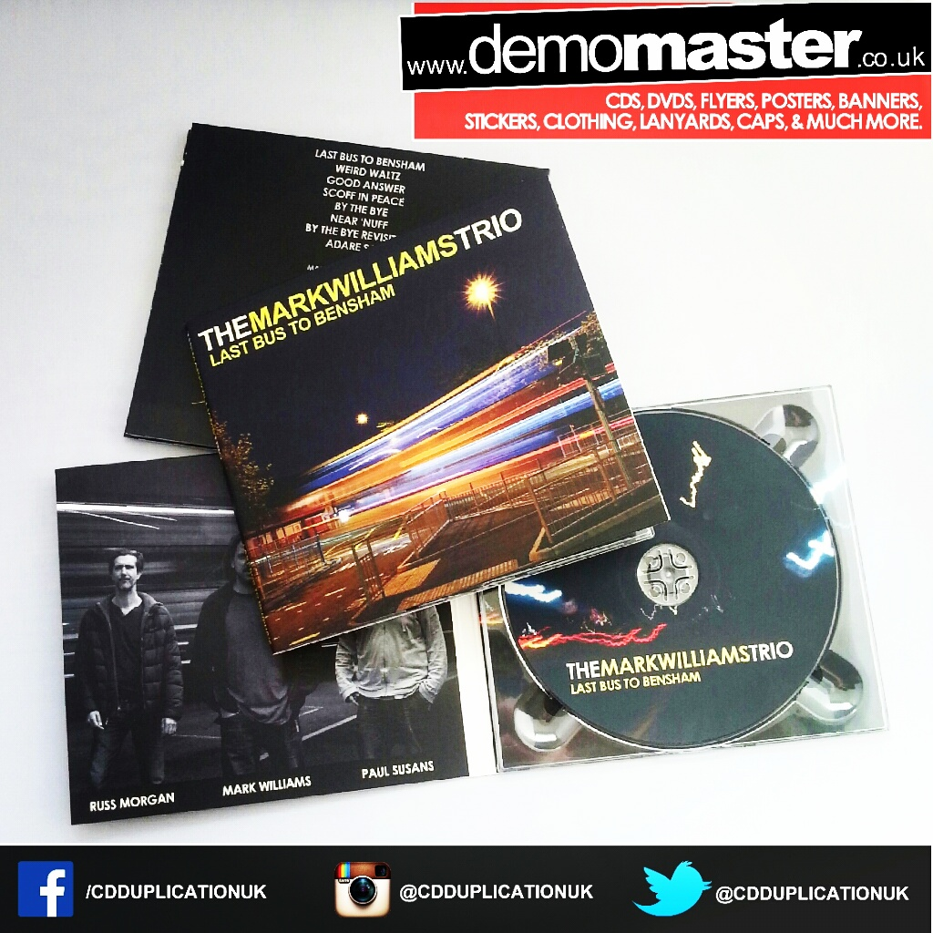 Artwork design for you CD Duplication and Printing