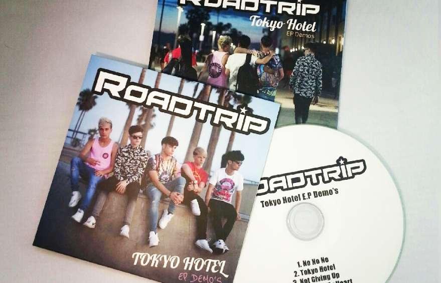 Using CD Printing to help launch new boyband