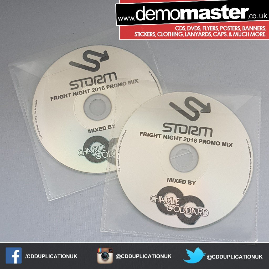 CD Duplication as a VIP gift for your fans