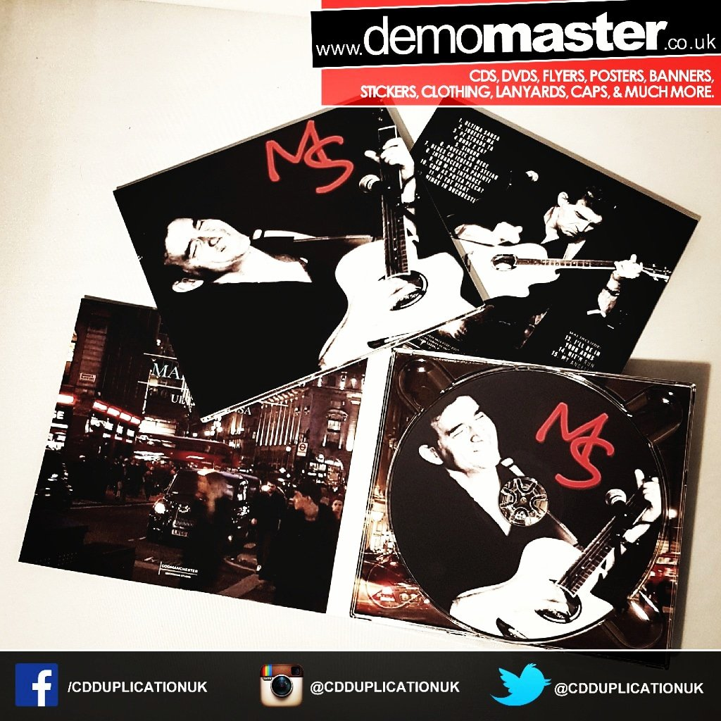 Music albums ready for Christmas market