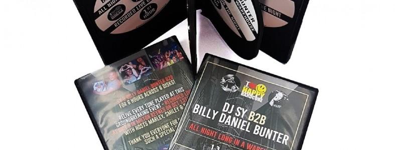 CD event packs make great merchandise