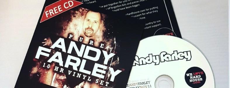 Free giveaway using custom printed card CD wallets