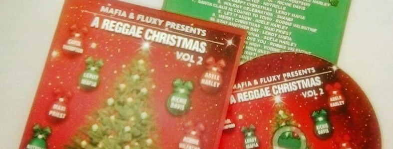 Reggae versions of Christmas classics printed and duplicated