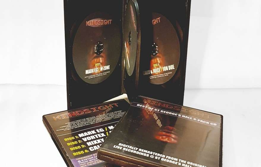 Turning event tape packs into DVD packs with CD Duplication