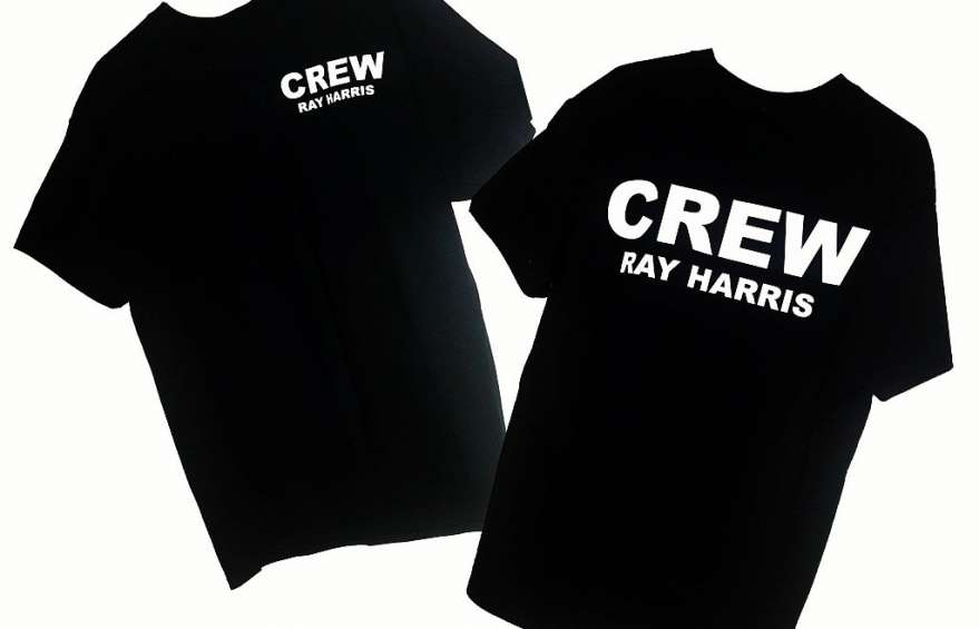 Custom T Shirt printing either screen, vinyl or sublimation