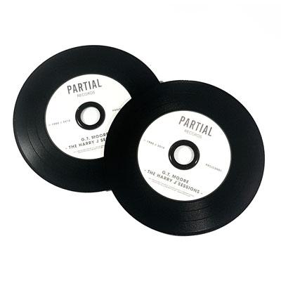 custom printed vinyl look cds