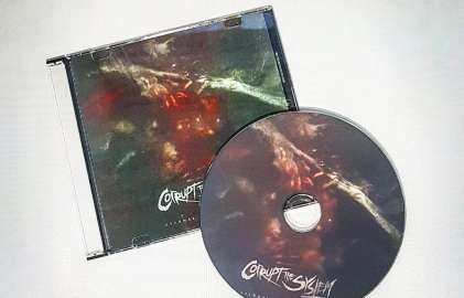 CD Duplication in cases to present your new music ep