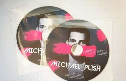 CD Printing of your new music single for promotional use