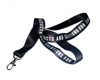 Custom printed lanyard neck straps
