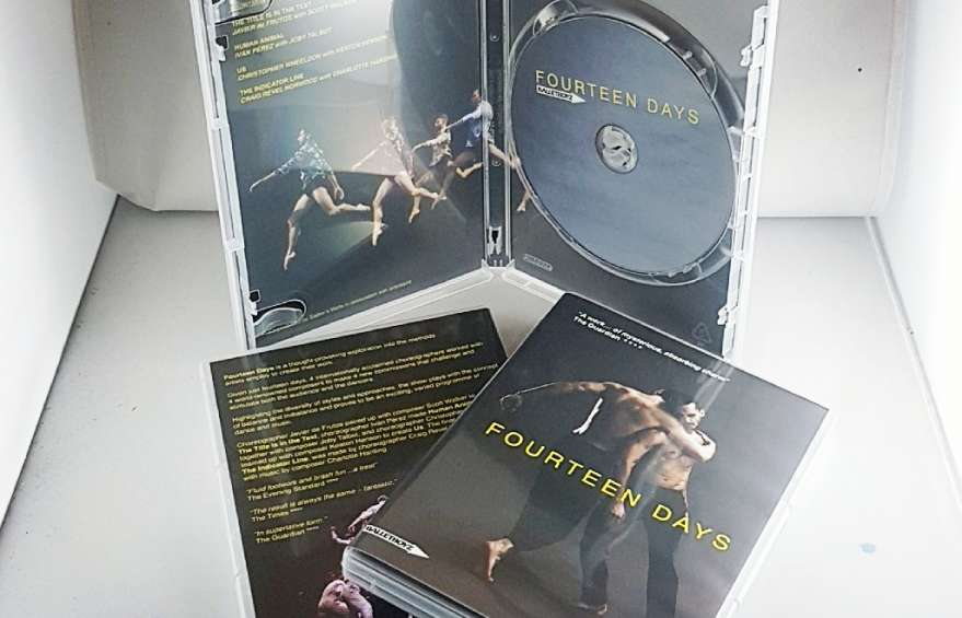 Dvd duplication of your show or performance