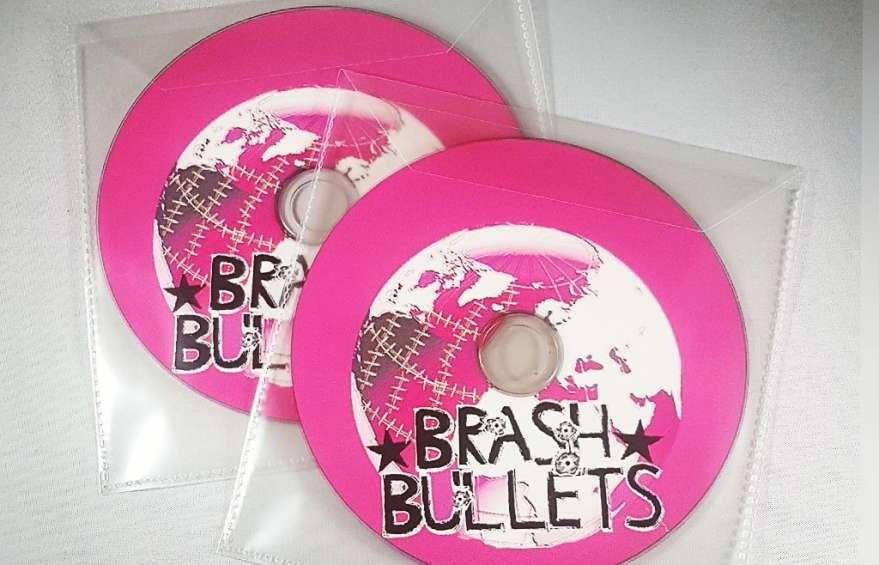 New music, new EP, new CDs custom printed!