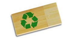 USB Eco Bamboo
