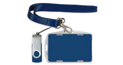 USB Lanyard Set