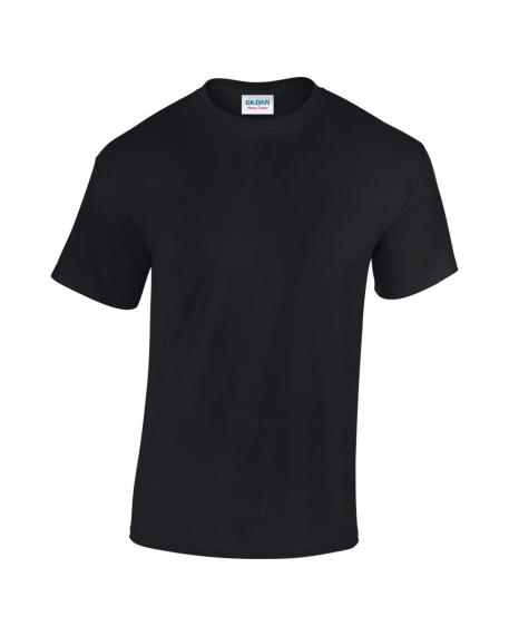 gildan black t shirt