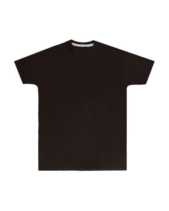 Premium Dark Black Printed T Shirt