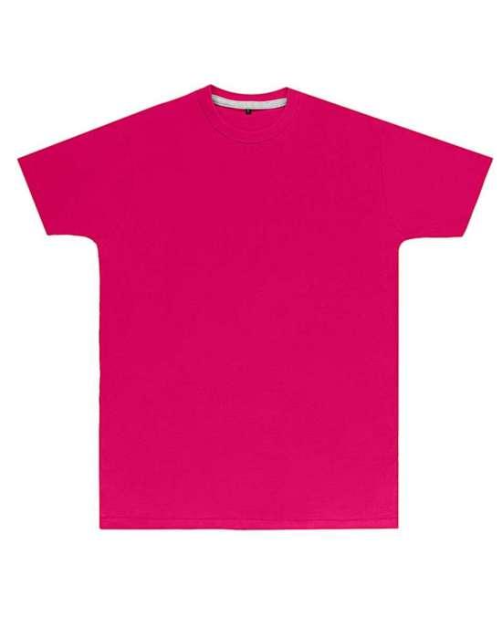 Premium Dark Pink Printed T Shirt