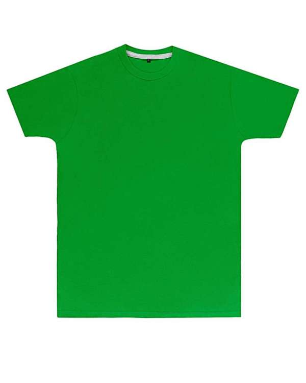 Premium Kelly Green Printed T Shirt