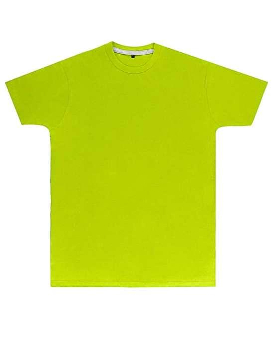 Premium Lime Printed T Shirt